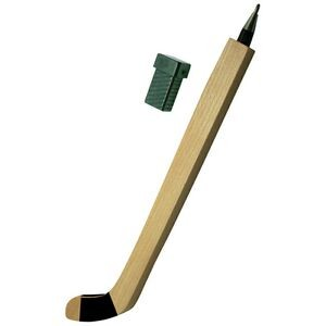 Wooden Hockey Stick Pen